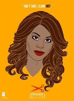@Lavernecox   @OITNBnews  @AllThingsOITNB #OrangeIsTheNewBlack #OITNB #OITNBseason2 #OITNBfans #OITNBAddicts