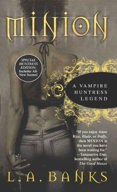 Minion (Vampire Huntress Legend series Book 1) by L. A. Banks, http://www.amazon.com/dp/B00FO8YFMW/ref=cm_sw_r_pi_dp_a44mvb1CWZKFJ