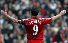Robbie Fowler Liverpool Home Game 2006