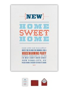 Housewarming Party  http://www.paperlesspost.com/cards/category/housewarming/card/9175