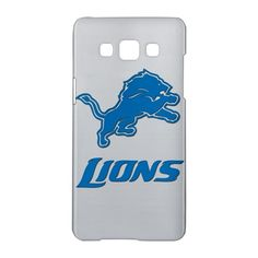 Detroit Lions Logo Samsung Galaxy A5 Hardshell Case Cover