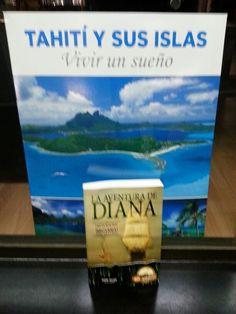 Con la Isla de Cola-bora-bora al fondo... el atolon de la colaboración del @capitanCook