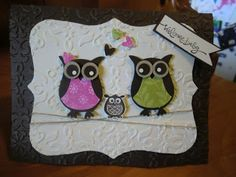 for the (heart) of stamping: Stampin' Up's Owl Punch