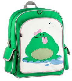 459a2692d644 Beatrix NY Big Kid Backpacks - Katarina Frog Kids Backpacks