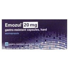 Esomeprazole comes in capsule and tablet form. This Esomeprazole 20mg is a pink capsule which belongs to a group of medicines called Proton Pump Inhibitors.