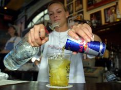 Mixingalcoholwith highly-caffeinatedsoftdrinks can increase the risk of injury on a night out, researchers have warned. Popular cocktails like vodka and red bull,espressomartinis andjagerbombs, where a shot is dropped into a glass of energy drink, can be more dangerous than drinking alcohol on its own, they said. This is because the stimulating effect ofcaffeinecan encourage people to stay out longer and drink more overall, according to a review of 13 academic studies into the…