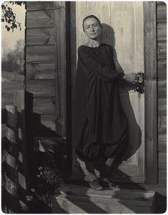 Georgia O'Keeffe [1920] //Alfred Stieglitz