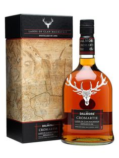 The third bottling in Dalmore's Clan Mackenzie series, following up their Castle Leod and The Mackenzie. It is named for, and a proportion of the profits will go towards the maintenance of, the Cla...