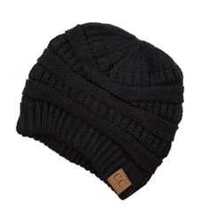 0c4191060fb1b2 Black cc beanie This is a brand new cc Beanie original style black in color  with cc logo on front super soft cc beanie Accessories Hats