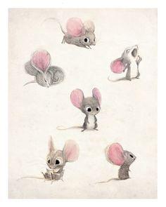 By Sydney Hanson. For more: http://www.characterdesignpage.com/1/post/2013/12/sydney-hanson.html