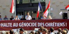 J'accuse l'Occident de complicité avec l'islam du génocide des chrétiens d'Orient | Salem Ben Ammar