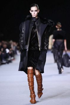 the boots ..to die.....  -Kanye West Fall 2012