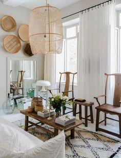 85+ Enchanting Modern Coastal Living Room Décor Ideas