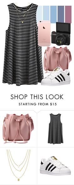 """Aspyn Ovard -- Youtube"" by ebi13 ❤ liked on Polyvore featuring adidas"