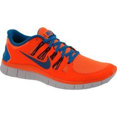 NIKE Men's Free 5.0+ Running Shoes #giftofsport