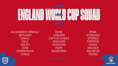 Opinion: Englands world cup failures set to continue with a questionable squad announced for Russia