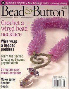 56 - Bead & Button August 2003 - articolehandmade.book - Picasa Web Albums