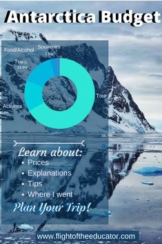 Antarctica is a dream for most people, but it can still be within your grasp! Antarctica is expensiv Antarctica Destinations, Antarctica Cruise, Cultural Experience, South America Travel, Culture Travel, Plan Your Trip, Trip Planning, Places To Travel, Travel Inspiration