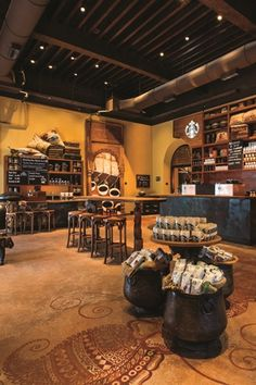 Starbucks India opens first outlet