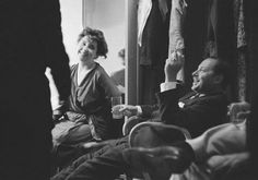 Maureen Stapleton with Tennessee Williams Follies of God's photo.