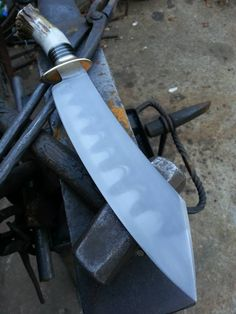 Smith Hand Forged Knives