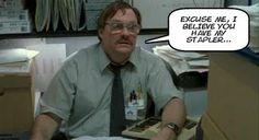 office space movie - stapler