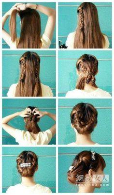 Hair Tutorials and Ideas #126