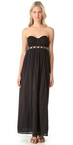 Low Price Mara Hoffman Frida Lattice Cover Up Dress Online Limited supply