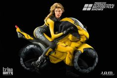 Client Study: International Motorcycle Shows