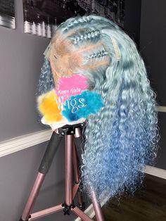 Princess Fiji Unit – Kandy Kolór Wigs