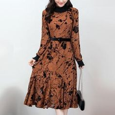 Rochii Dama | Rochii de Sezon la Reducere | NEER Romania Wrap Dress, Dresses With Sleeves, Long Sleeve, Womens Fashion, Floral, Woman, Sleeve Dresses, Long Dress Patterns, Gowns With Sleeves