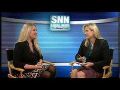 """Tara Richter Interviewed by SNN 6 Kathy Leon in regards to her first book, """"10 Rules to Survive the Dating Jungle"""". Utilize these rules to navigate your way through the dating jungle to avoid the snakes and find your loving Jane or Tarzan! Visit www.datingjunglebook.com or www.tararichter.com for more info."""