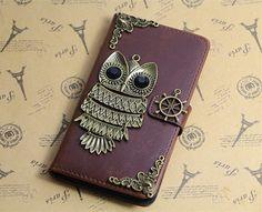 handmade owl wallet case for google nexus 5,lg g3,sony xperia z2 z3,htc one m8,htc one m8 mini,samsung galaxy s5........    SHIPPING    Each case