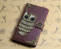 handmade owl wallet case for google nexus 5,lg g3,sony xperia z2 z3,htc one m8,htc one m8 mini,samsung galaxy s5........    SHIPPING    Each case