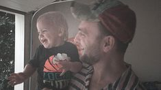 Toddler's Priceless Reaction to Her First Summer Rain with Daddy!