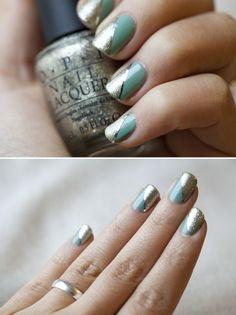 Fabulous DIY Fall/Winter Nails Tutorials