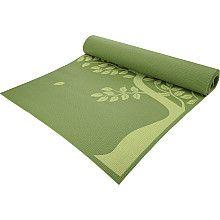 Gaiam Tree of Life Eco Friendly Yoga Mat