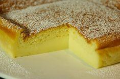 Пирог с 3мя текстурами