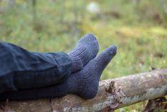 Merinovillainen panta (ohje) - Pariton rasa Gloves, Socks, Sock, Stockings, Ankle Socks, Hosiery