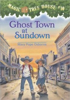 222 best books english grade 3 images on pinterest baby books ghost town at sundown magic tree house by mary pope osborne magic treehouse book in the mystery of the ancient riddles part of the series fandeluxe Images