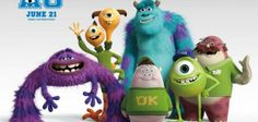 Mike And Sulley Finally Coexist – Monsters University