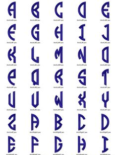 Circle 2 Letter Monogram  Rivermill