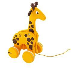 Brio Dragleksak Giraff