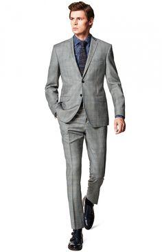 4b30a45b51fae Najlepsze obrazy na tablicy Szare garnitury (14) | Men's clothing ...