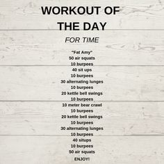 HIIT training can be difficult and difficult, especially for beginners who are not yet prepared to use their body's optimum capacity throughout their exercise sessions. Sixpack Workout, Rowing Workout, Tabata Workouts, Insanity Workout, Best Cardio Workout, Hiit, Spartan Workout, Monday Workout, Workout Plans
