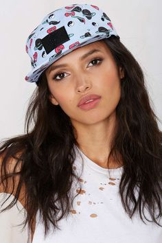 Valfré Cosmos Baseball Cap | Shop Accessories at Nasty Gal!