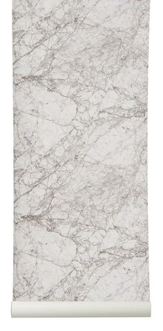 Ferm Living || Marble Wall Paper