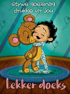 Good Night Quotes, Good Morning Good Night, Goeie Nag, Craft Images, Bear Illustration, Cute Coloring Pages, Baby Room Art, Creative Skills, Morning Greeting