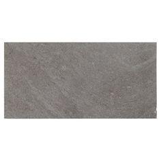Ashford Gray Limestone Tile - 12in. x 24in. - 100046812 | Floor and Decor