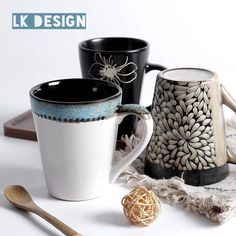 Customized Coffee Mug as Corporate Gift. For more design, please visit www.lkcase.com.